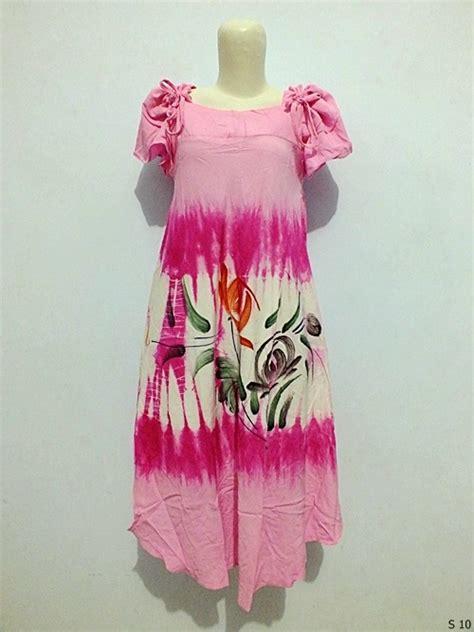 Dress Daster Payung Bali distributor daster payung batik pekalongan batik pekalongan