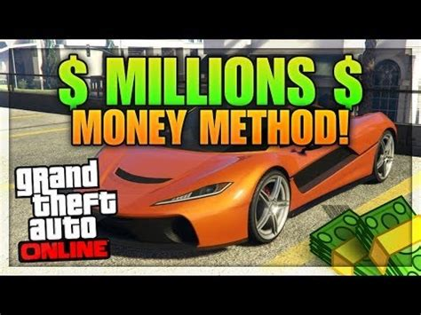 Best Ways To Make Money In Gta 5 Online - best ways to quot make money quot in gta 5 online 1 29 fast money online youtube