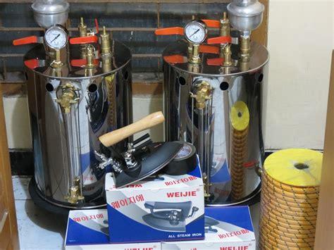 Setrika Uap Gantung strika boiler 10 liter