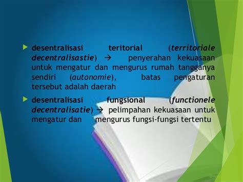 daerah teritorial adalah hukum pemerintahan daerah