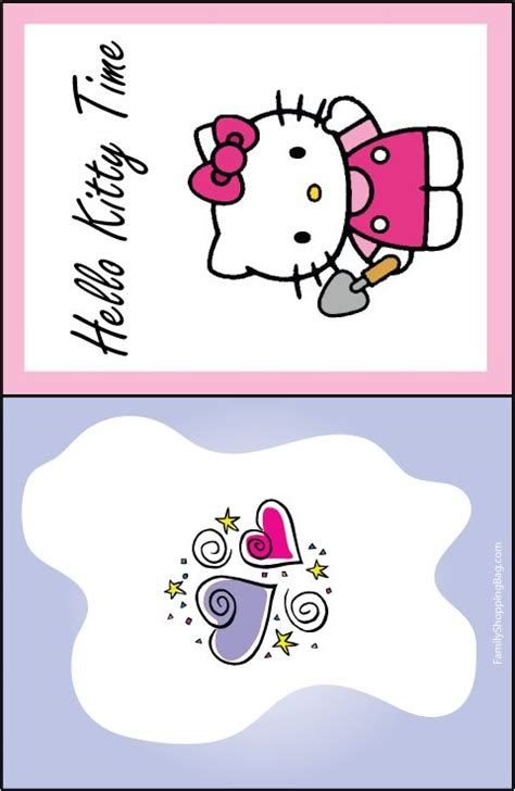 hello kitty printable party decorations free 41 best hello kitty printables images on pinterest cat