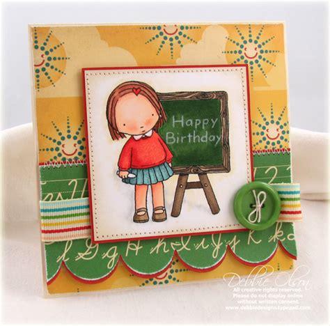 printable happy birthday teacher card happy birthday teacher thinking inking