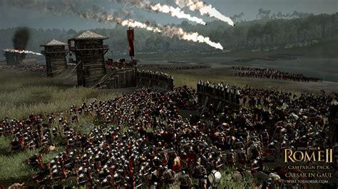 total siege caesar in gaul caign pack total war wiki