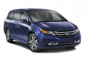 Honda Odyssey 2016 Honda Odyssey Carsfeatured