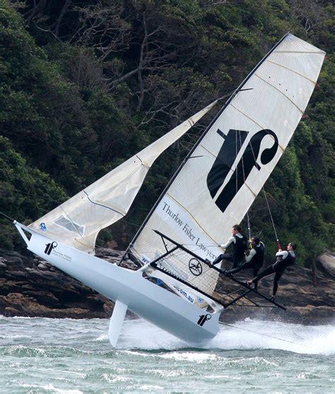 skiff boat sailing jj giltinan 18ft skiff chionship xs sailing