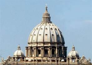 St Peters Cupola D 244 Me De La Basilique Saint Pierre Rome