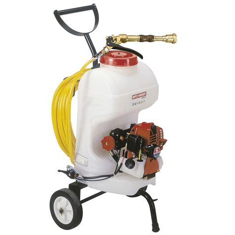 m 225 s de 20 pull don t carry the strong mobile two wheel sprayer