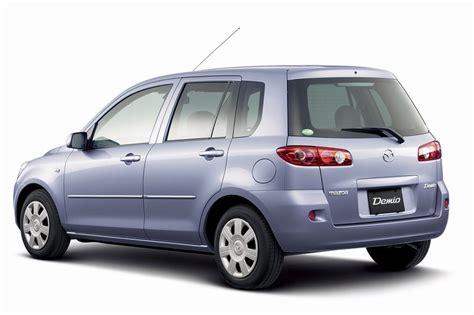 Spion Mazda 2 1 mazda 2 ii 1 4 80 km 2004 hatchback 5dr skrzynia ręczna napęd przedni zdjęcie 4