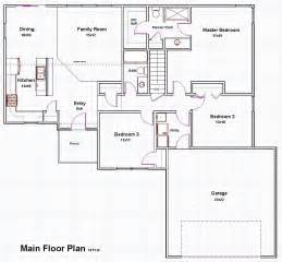 house plans and design modern house plans open concept