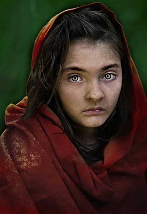 great portraits with no direct eye contact portrait 101 com steve mccurry afghan girl by njsabs dpchallenge