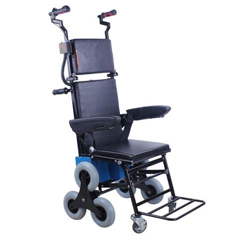 stair climber chair india 2016 new design third wheels electric stair climbing