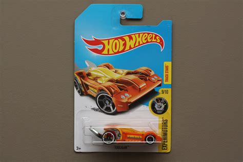 Hotwheels Wheels Tooligan Treasure Hunts Diskon wheels 2017 experimotors tooligan orange treasure hunt