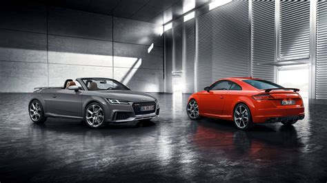 Audi Zentrum Darmstadt by All New Tt Rs Coup 233 And Roadster Audi Uk