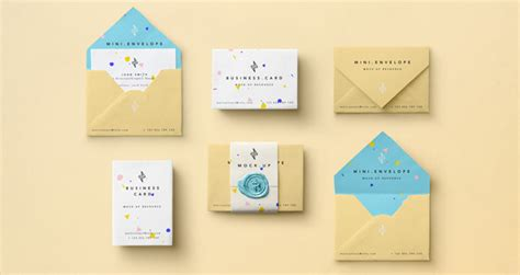 Mini Card Templates by Mini Envelope Psd Mockup Psd Mock Up Templates Pixeden