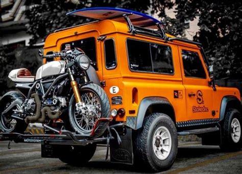 neon orange range rover 25 best ideas about ducati scrambler on
