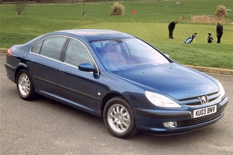 used peugeot 607 peugeot 607 2000 2009 used car review car review