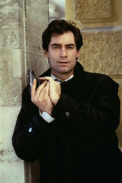timothy dalton 007 timothy dalton 007 the living daylights pinterest