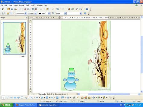 film boneka natal 2010 cara membuat kartu natal dengan openoffice draw ferdian b m