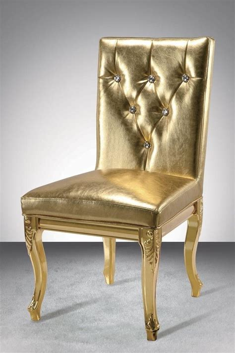 stuhl gold is the correct phrase gold chairs or golden chairs