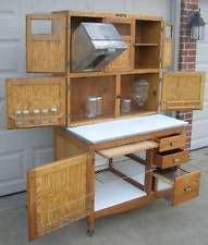 mcdougall kitchen cabinet hoosier style 48inch oak hoosier mcdougall kitchen cabinet w flour bin 9 pc