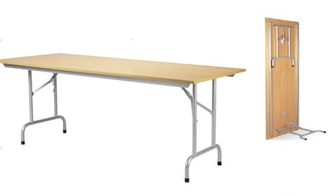 Folding Meeting Tables Folding Stacking Conference Office Meeting Room Table In Beech