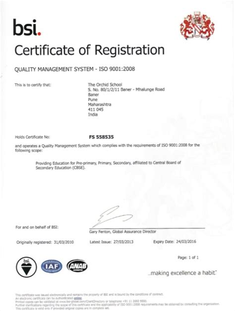 iso certification announcement letter 100 iso certification announcement letter best risk