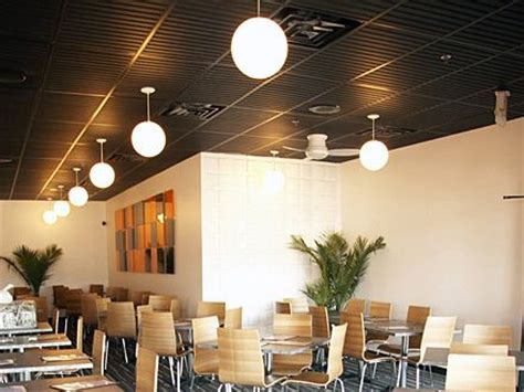 Black Suspended Ceiling by 1000 Images About Ceiling Tiles On Modern