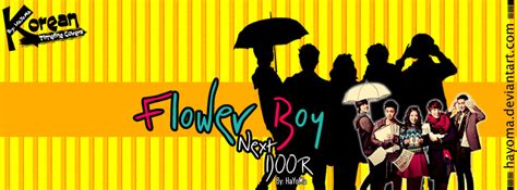 wallpaper flower boy next door flower boy next door i by hayoma on deviantart