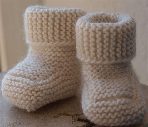 knitting pattern tutorial baby booties knitting tutorial