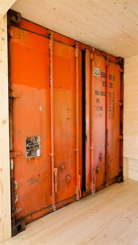 doors container vintage industrial farmhouse