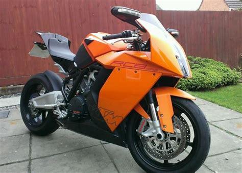 Ktm Rc8 Orange 2008 Ktm 1190 Rc8 Orange