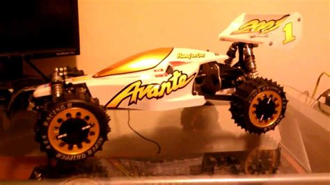 Tamiya Avante 2001 Black Special vintage tamiya avante 2001 quot white special quot project part 4