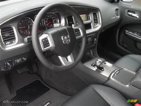 Black Charger With Interior by Black Interior 2012 Dodge Charger Sxt Plus Photo 56384893