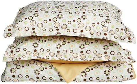 what color covers circles circles duvet cover set with shams wrinkle free