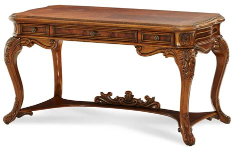 Vanity Writing Desk by Palais Royale Vanity Writing Desk From Aico 71277 35