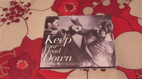Tvxq Keep Your Cd unboxing tvxq keep your