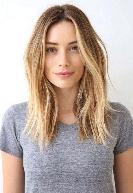 haircuts middle long hair 2018 latest long haircuts straight hair
