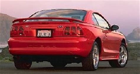 how does cars work 1998 ford mustang electronic toll collection the 1997 and 1998 ford mustang the 1997 and 1998 ford mustang howstuffworks