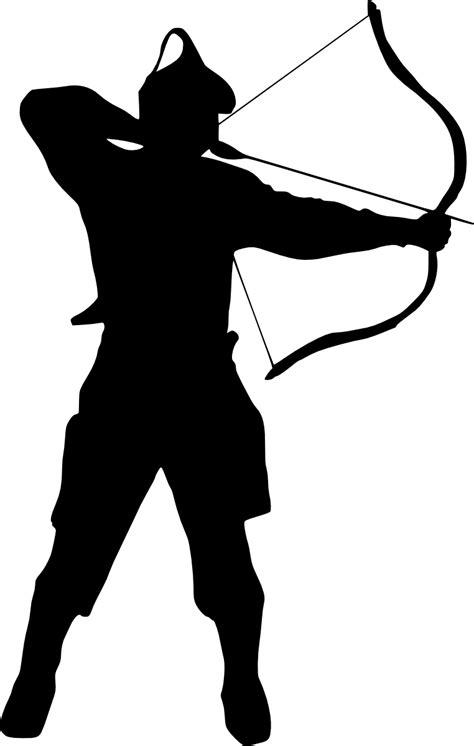 archer silhouette png transparent onlygfxcom
