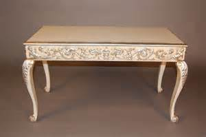 painted coffee table for sale antiques