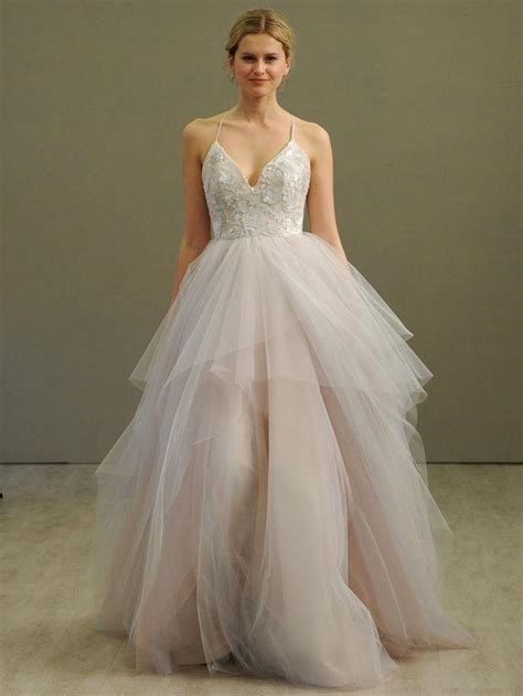 hayley paige wedding dresses 2016 hayley paige s spring 2016 wedding dresses are for rocker