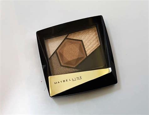 Maybelline Color Sensational Eye Shadow Topaz Gold 100 Ori Maybelline New York Color Sensational Diamonds Eye Shadow