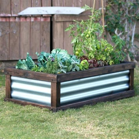metal garden beds raised garden beds diy diy soil mix for recycle wood raised bed vegetable garden for