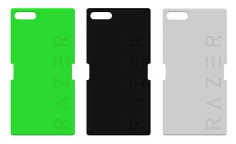 Phonecase Razer razer phone word black