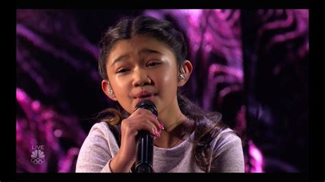 youtube turbanl am got angelica hale without you semifinals 2 america s got