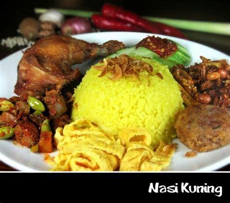 buat nasi kuning rice cooker nasi kuning indonesian s food dessert pinterest