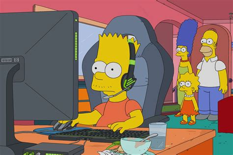 The Simpsons by Looking Back On The Simpsons Riot Aided Esports Episode