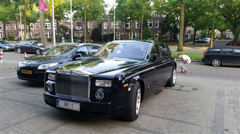 rolls royce custom rolls royce phantom with custom belgium licence plates