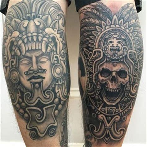 imagenes de tatuajes aztecas para hombres imagenes de simbolos en tatuajes aztecas y su significado
