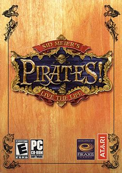 sid meiers pirates  video game wikipedia
